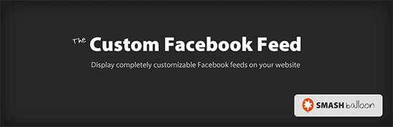 Custom Facebook Feed