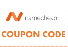 namecheap coupon offer