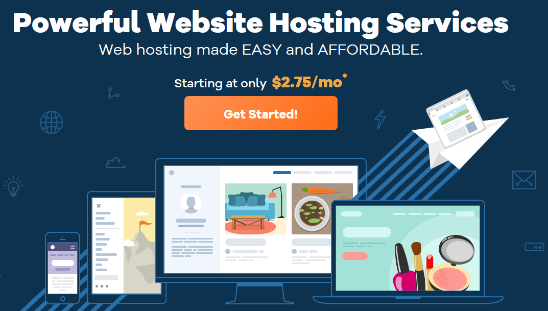 HostGator Website Hosting Services - Easy Secure Hosting