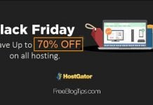 Hostgator Black Friday Cyber Monday Deals 2018