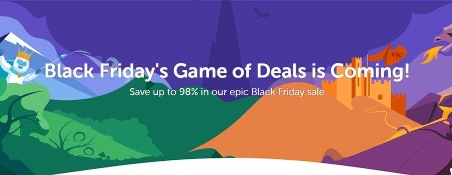 Namecheap Epic Black Friday deals 2018