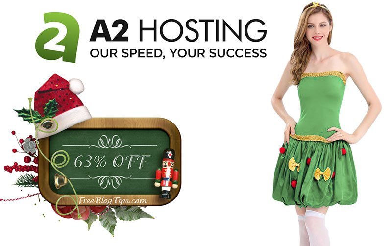 A2 Hosting Christmas Boxing Day Sales 2018
